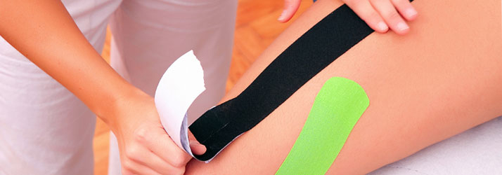 Chiropractic ABC Clinics Kineso Taping
