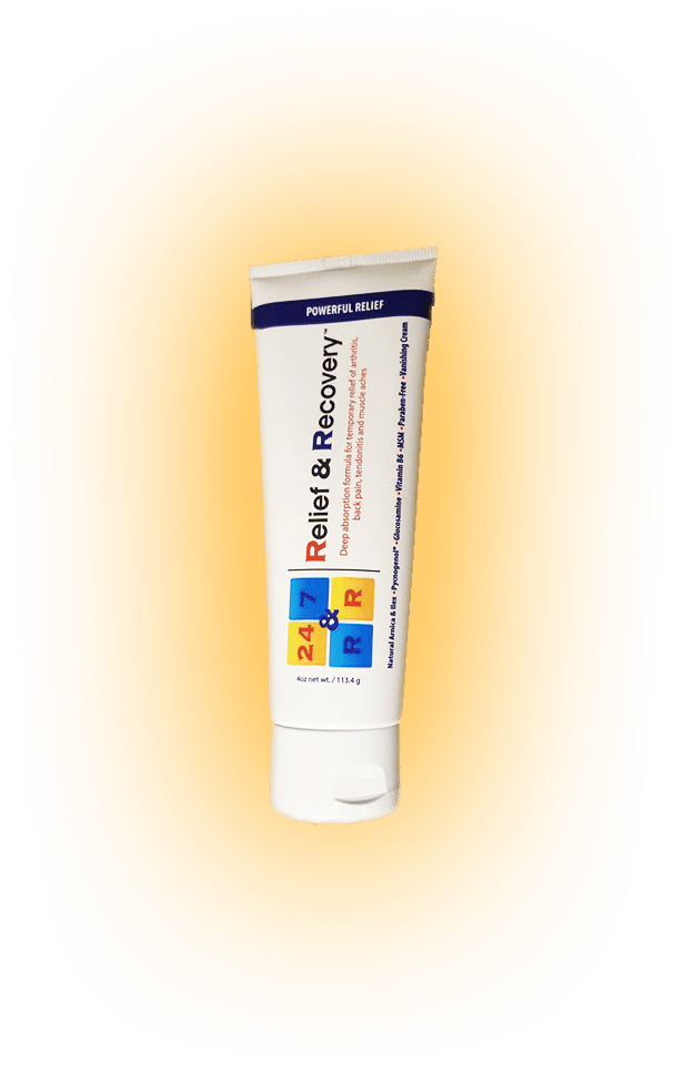 Chiropractic ABC Clinics Relief Cream